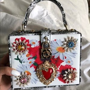 Handbags - D&G INSPIRED BOX BAG